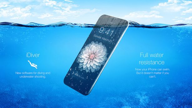 El iPhone 7 será WaterProof