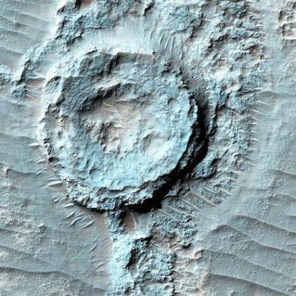 Crater Invertido