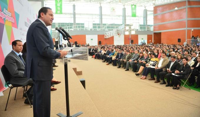 Pondrán sistema bilingüe en cuatro universidades delEdomex