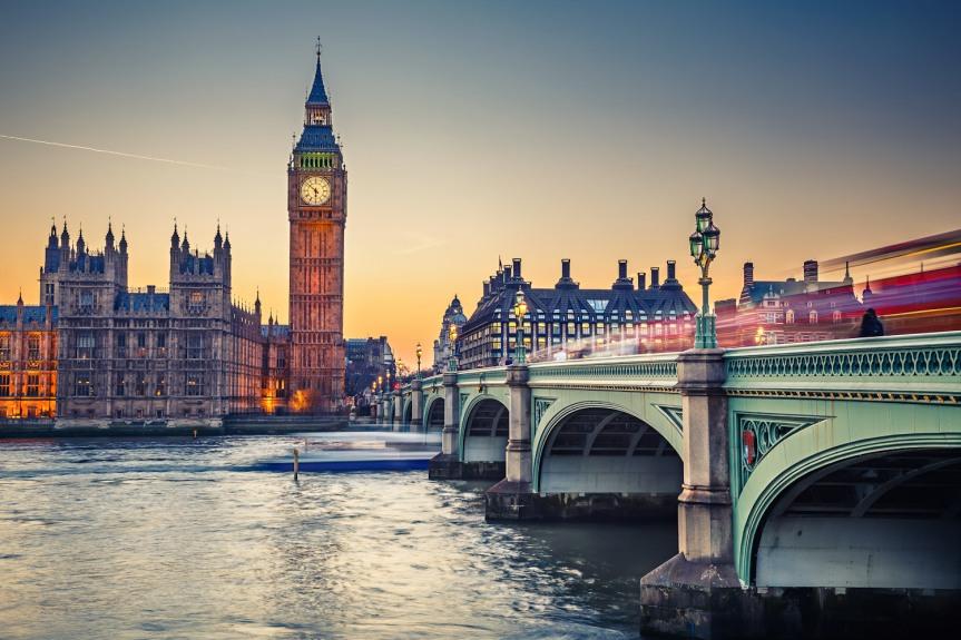 #TravelTips: 5 Hotspots enLondres