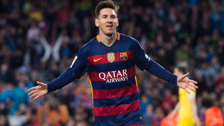 Messi gana premio a mejor gol paraUEFA