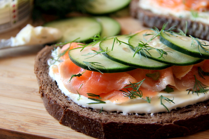 #DistritoRecipes: Salmon Sandwich