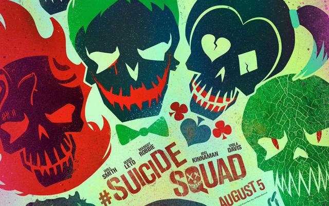 Suicide Squad llega a los 500mdd