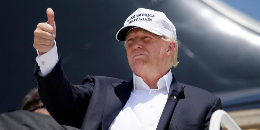 Trump busca enmendar y presenta plan para legalizar amigrantes