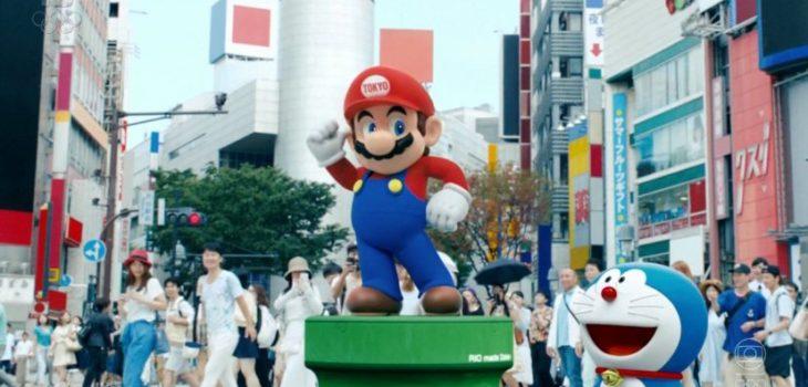 La épica presentación de Tokio2020