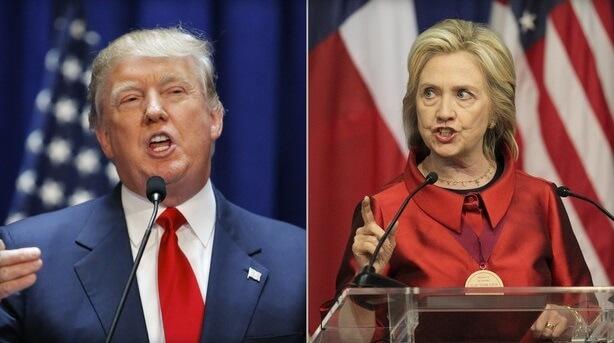 Debate entre Hillary y Trump: México de socios asubordinados